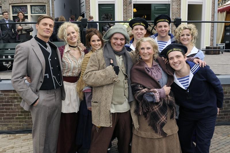 Cast van de Jantjes