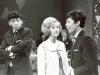 Willeke met de Blue Diamonds 1964