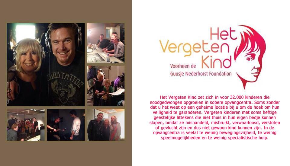 Single met Johnny - opbrengst voor Stichting Het Vergeten Kind.