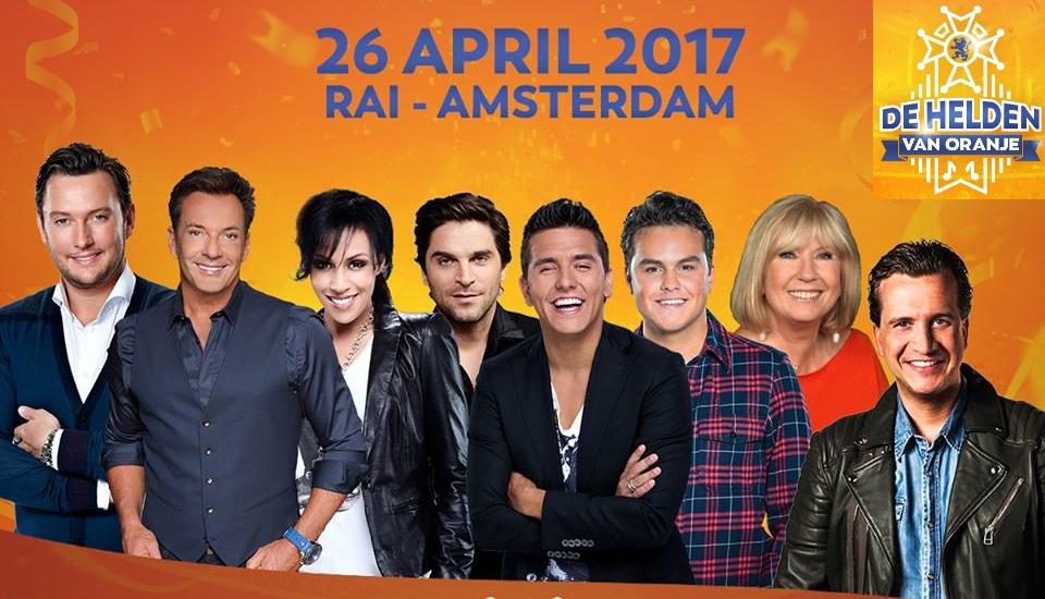 April - Helden van Oranje