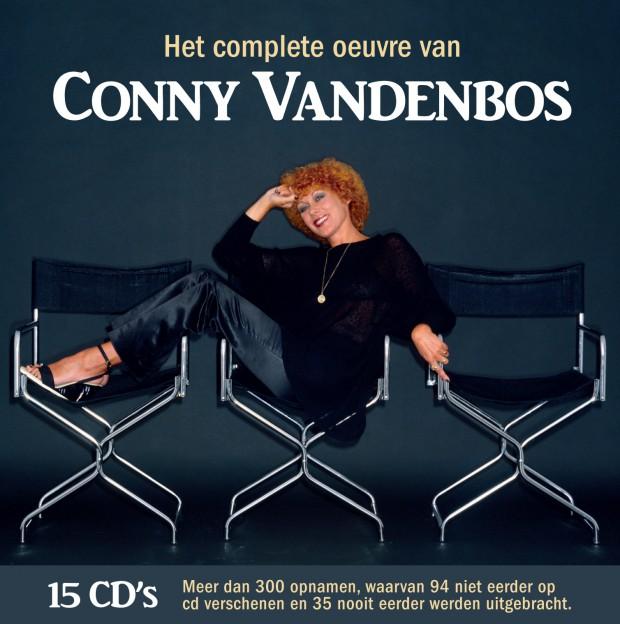 Conny Vandenbos voorkant box