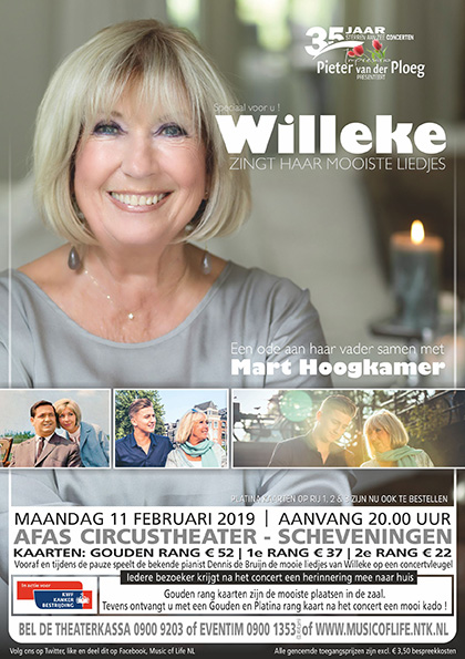Willeke Alberti - Sterren aan Zee