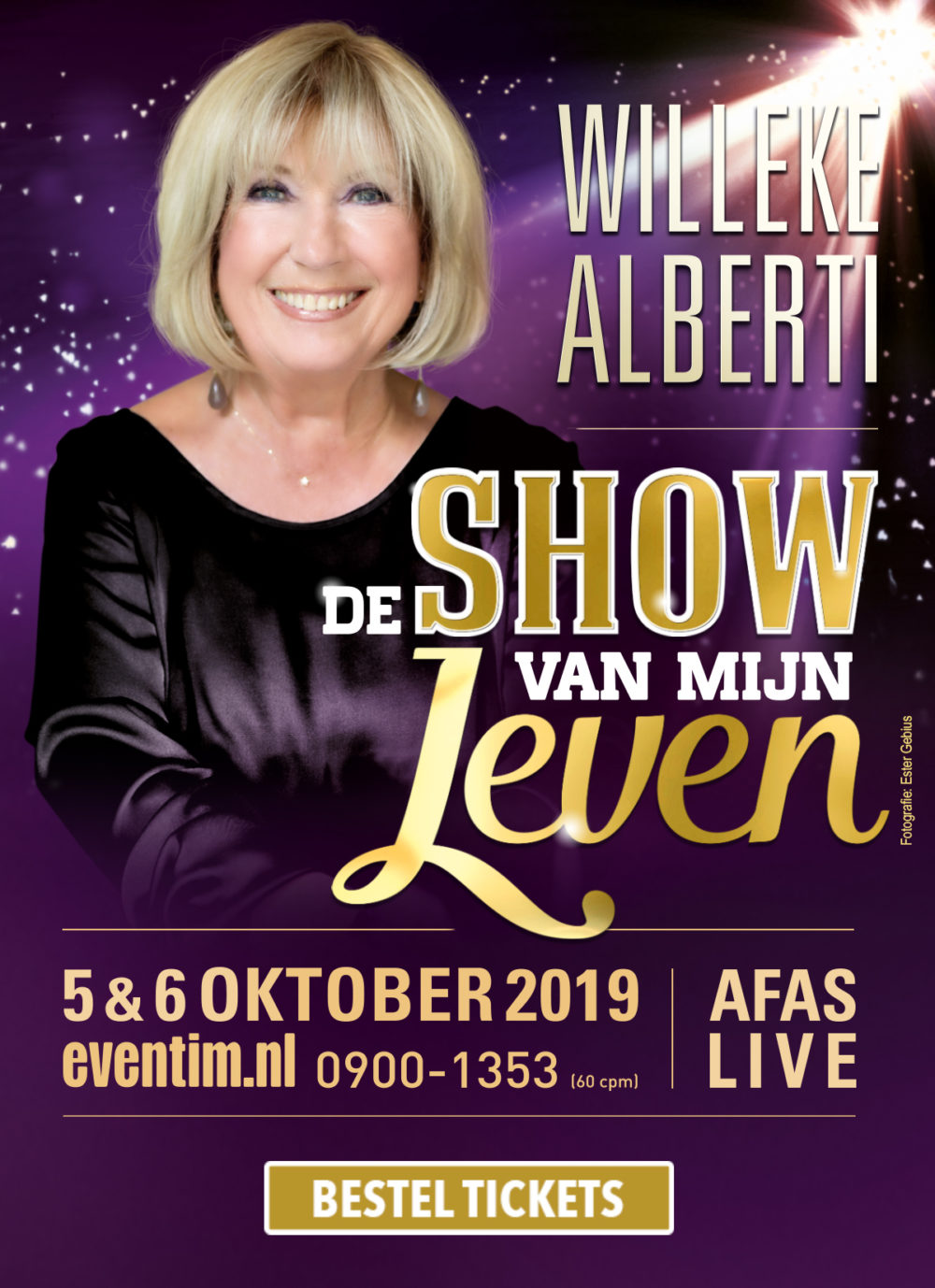 Willeke Alberti - De Show Van Mijn Leven